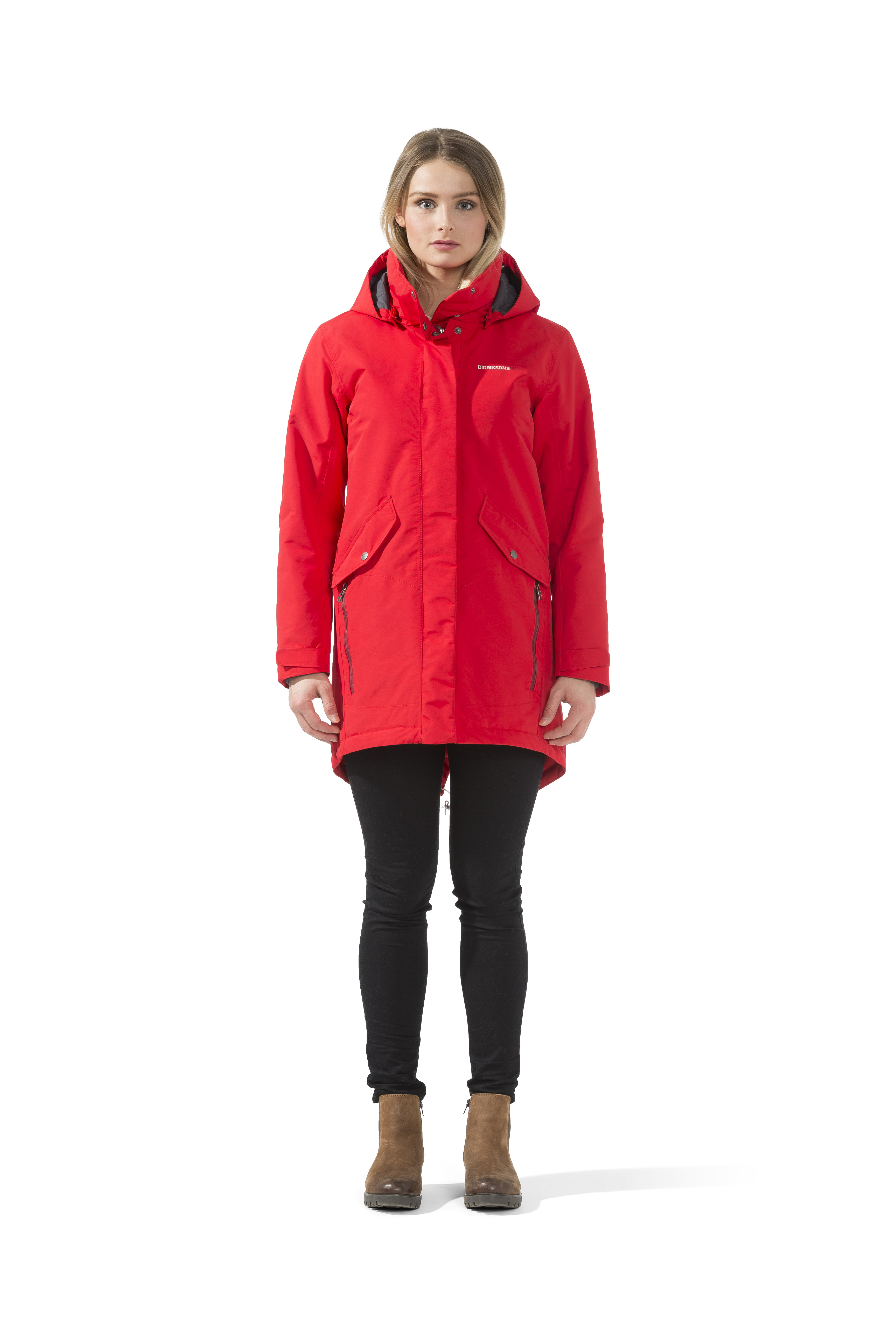 f09137af Didriksons Tanja woman's parka - Laws of Kirkcudbright