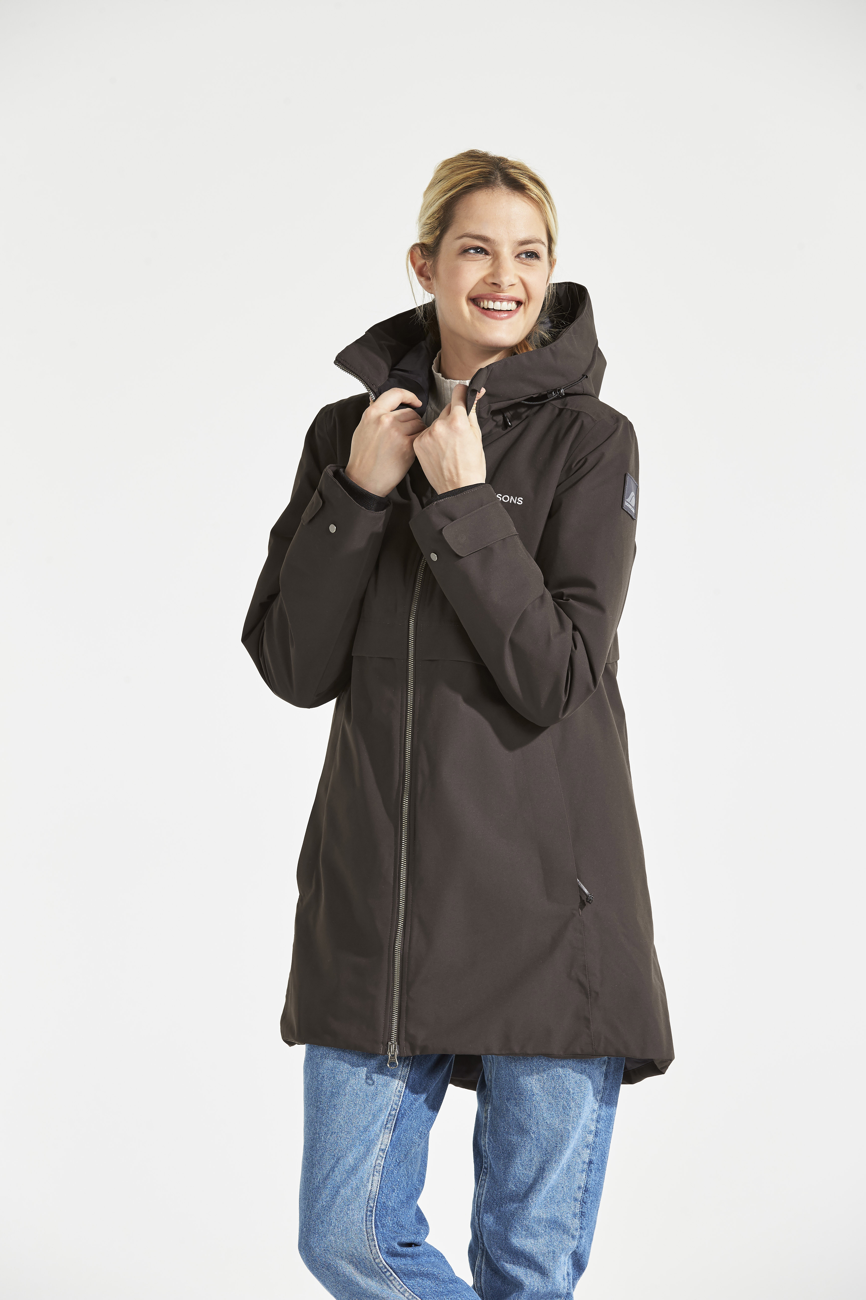 Didriksons Helle woman's parka