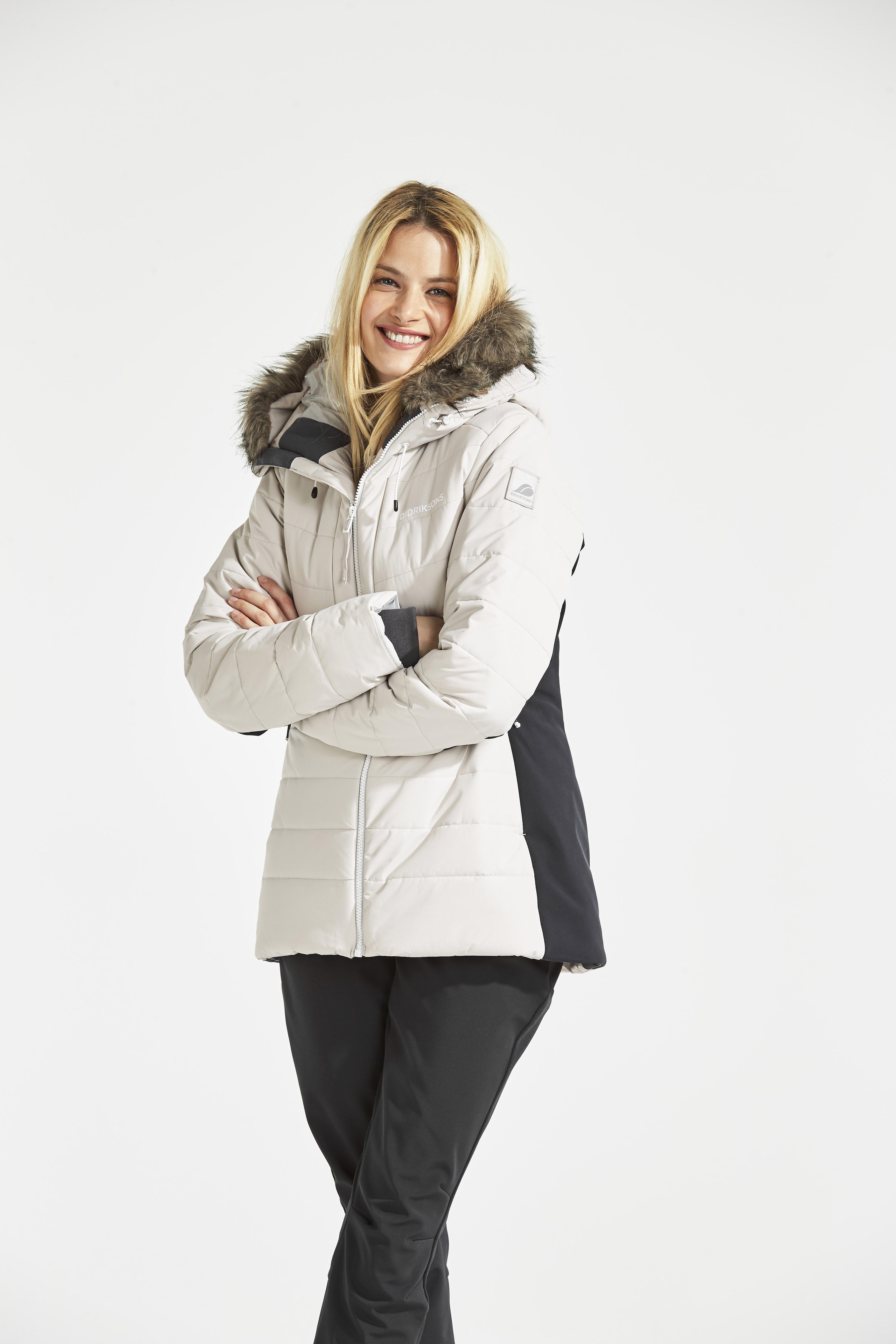493654457 Didriksons Ona woman's padded jacket